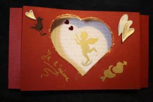 La shadow box spéciale St Valentin
