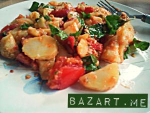 Epinard en salade